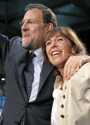 Rajoy apela al votante de generales y dice que el cambio empieza por Cataluña