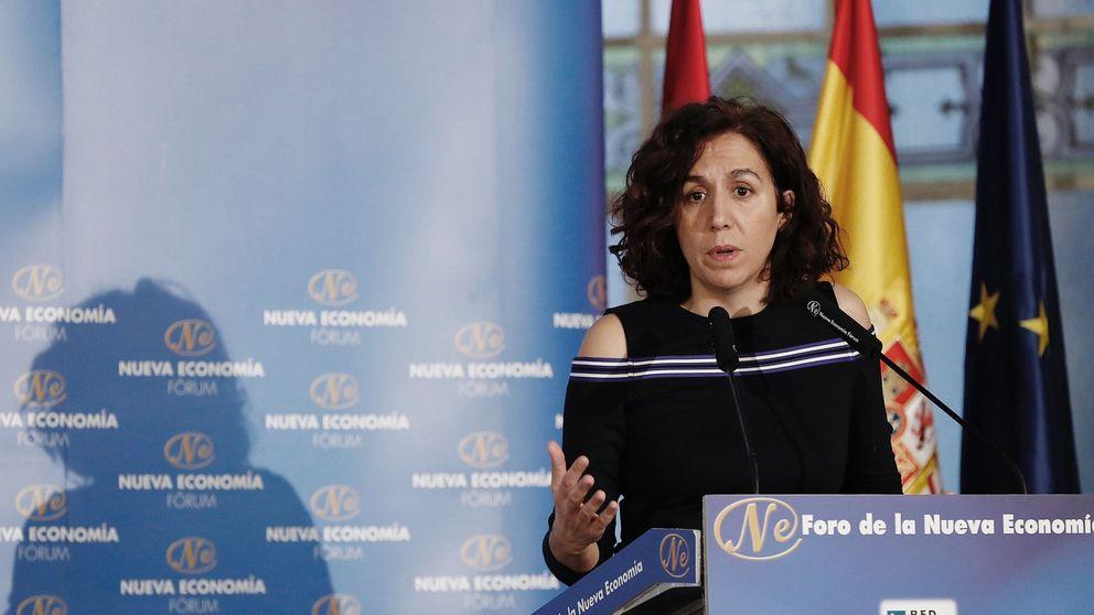 Irene Lozano, jefa de España Global, compara el referéndum con una violación
