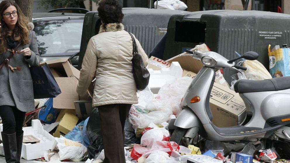Florentino, la basura de ACS y el palco del Madrid