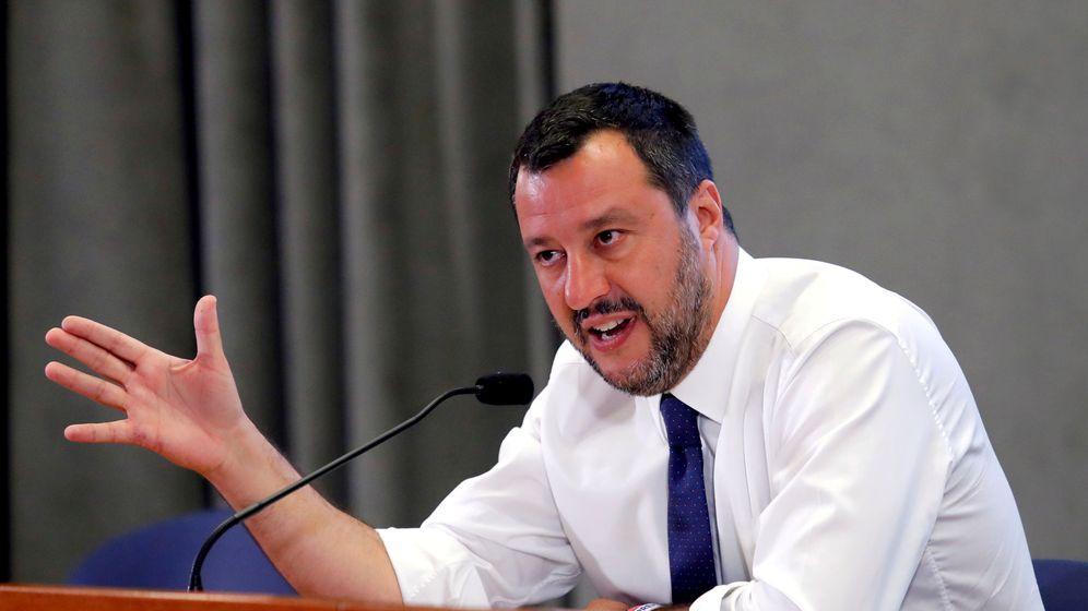 Foto: Matteo Salvini. (Foto: Reuters)