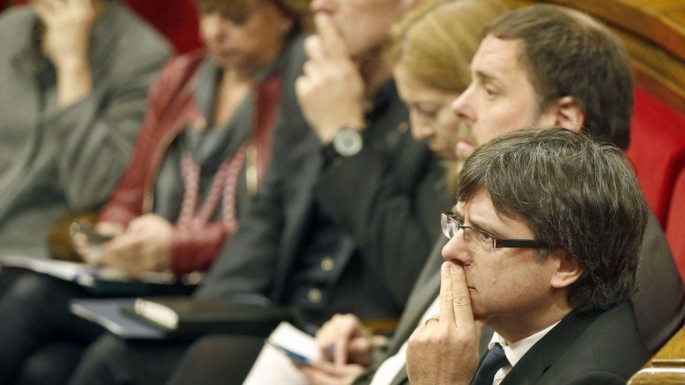 Puigdemont se rinde: sin pelas no hay paraíso