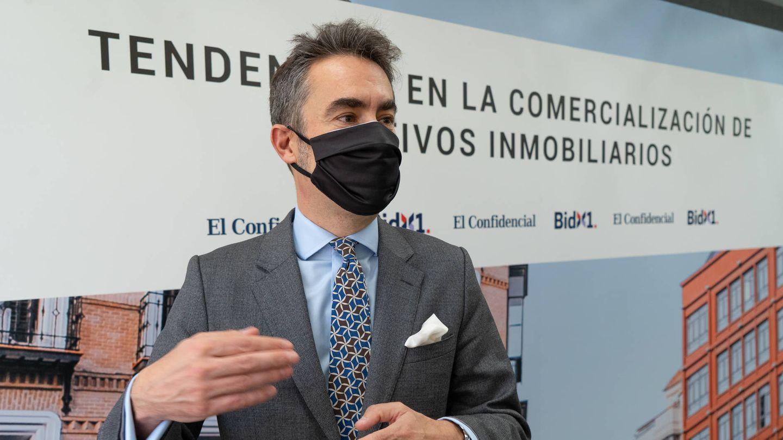 Javier de Pablo, director de BidX1 España.