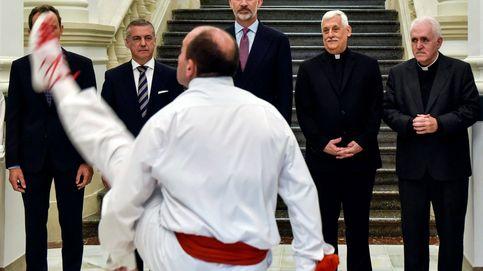 La 'reprobación' al Rey también llega al Parlamento vasco de la mano de Podemos