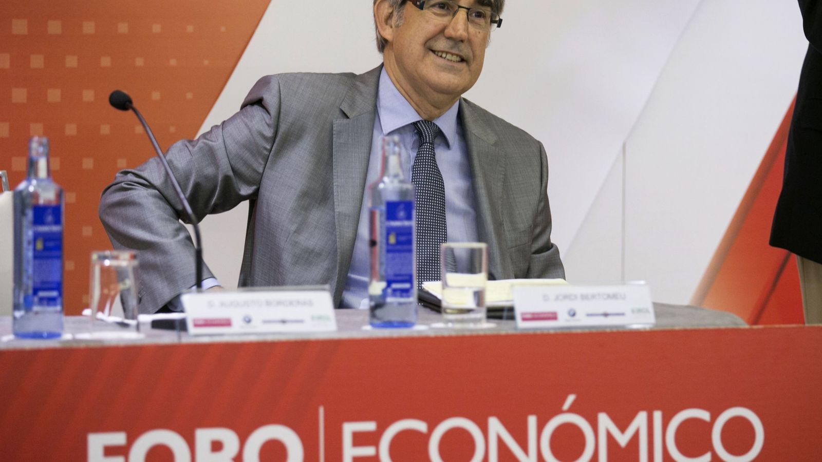Foto: Jordi Bertomeu, CEO de la Euroliga. (EFE)