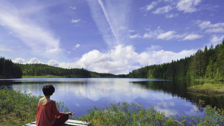 El 'mindfulness' es una pata fundamental del concepto. (iStock)