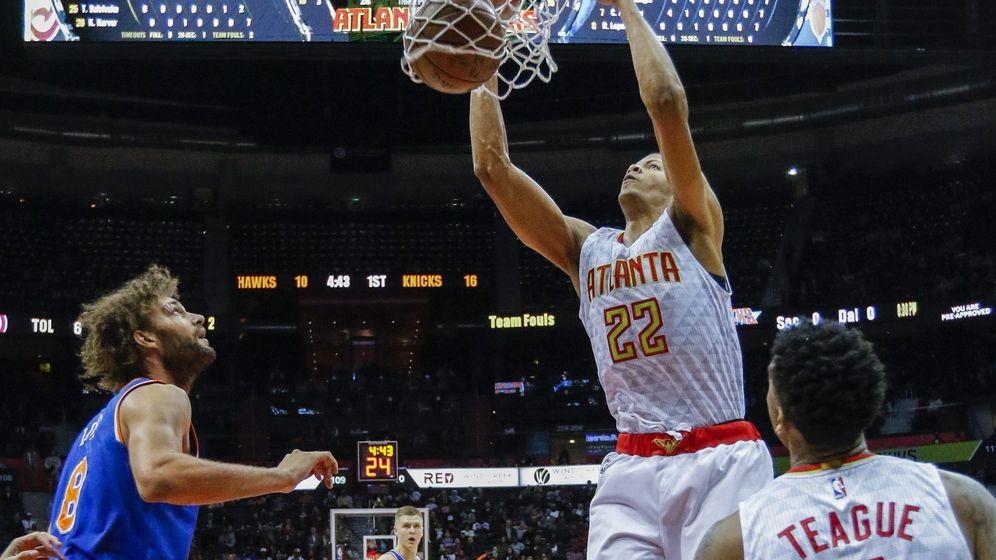 Foto: Walter Tavares dio el salto a Estados Unidos en 2015, pero no se hizo un hueco en la NBA. (EFE)
