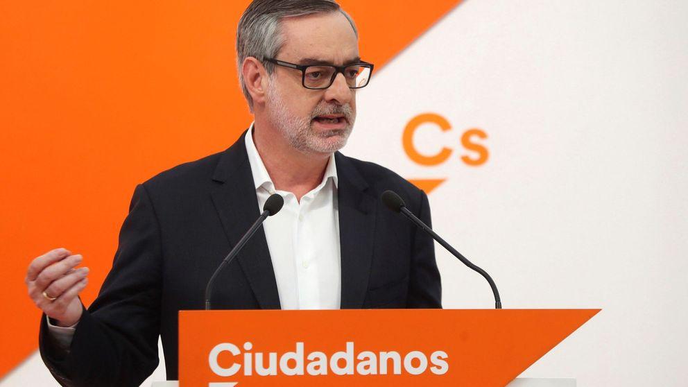 Cs pide a Sánchez que retire esa moción y negociar otra para convocar elecciones