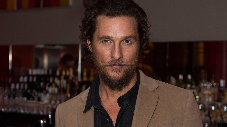 Foto: Matthew McConaughey en una imagen de archivo (Gtres)