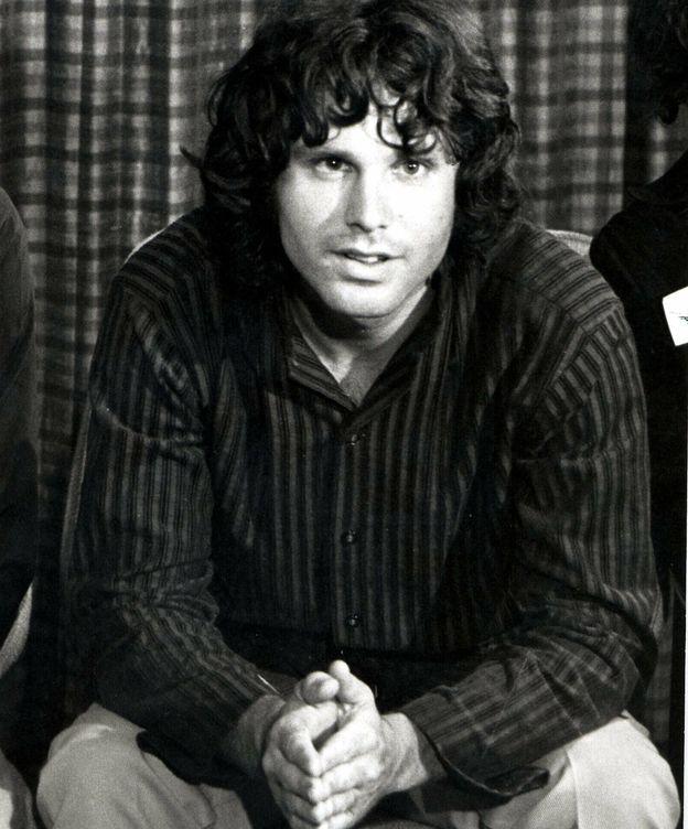 Foto: Jim Morrison. (CP)