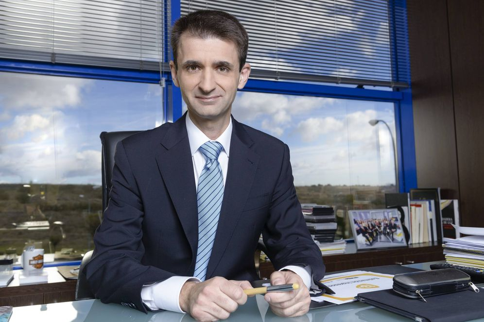 Foto: José Pablo López Sánchez, actual director de 13TV y futuro director de Radio Televisión Madrid. (EC)