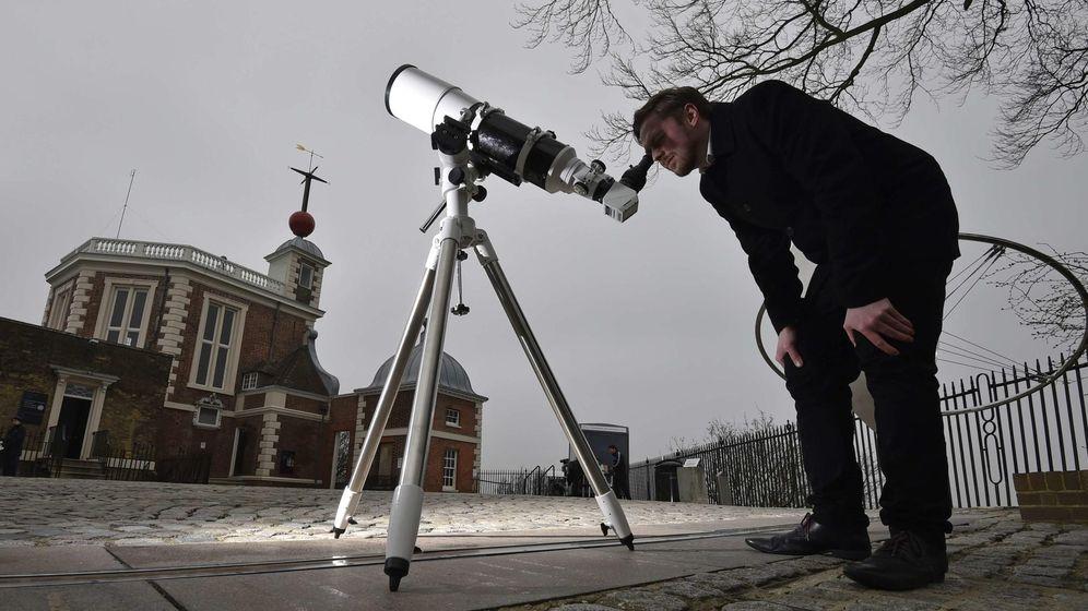 Foto: Aviones espía, satélites norcoreanos... cualquier objeto que orbita la Tierra es visible con un telescopio. (Reuters)