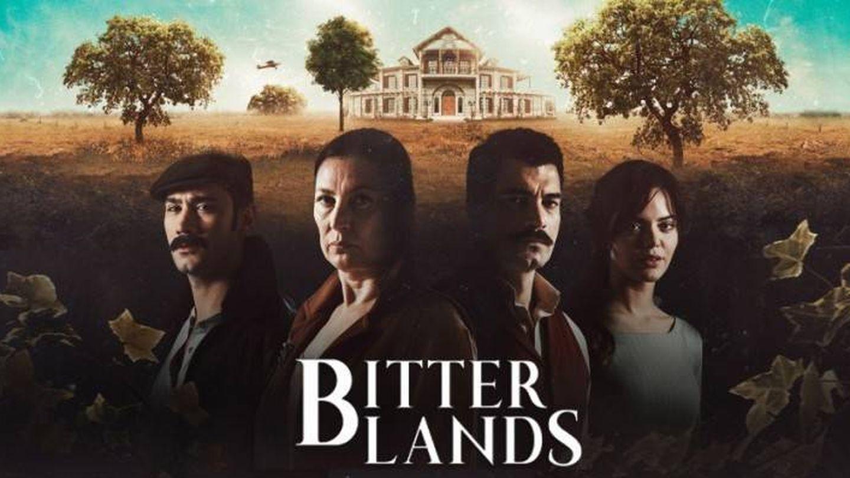 Imagen promocional de 'Bitter Lands', en España 'Tierra amarga'.
