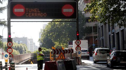 Divorcio pactado Carmena-Florentino: el consistorio asume la gestión de túneles