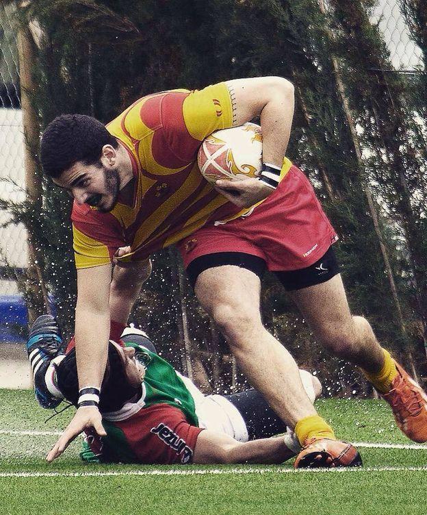 Foto: Marc Basalobre pretende volver a ser jugador de la Santboiana.