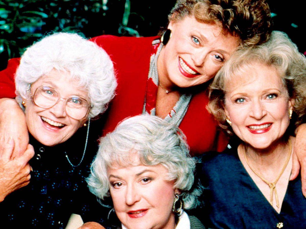 Foto: Fotograma publicitario de 'Las chicas de oro'. (NBC)