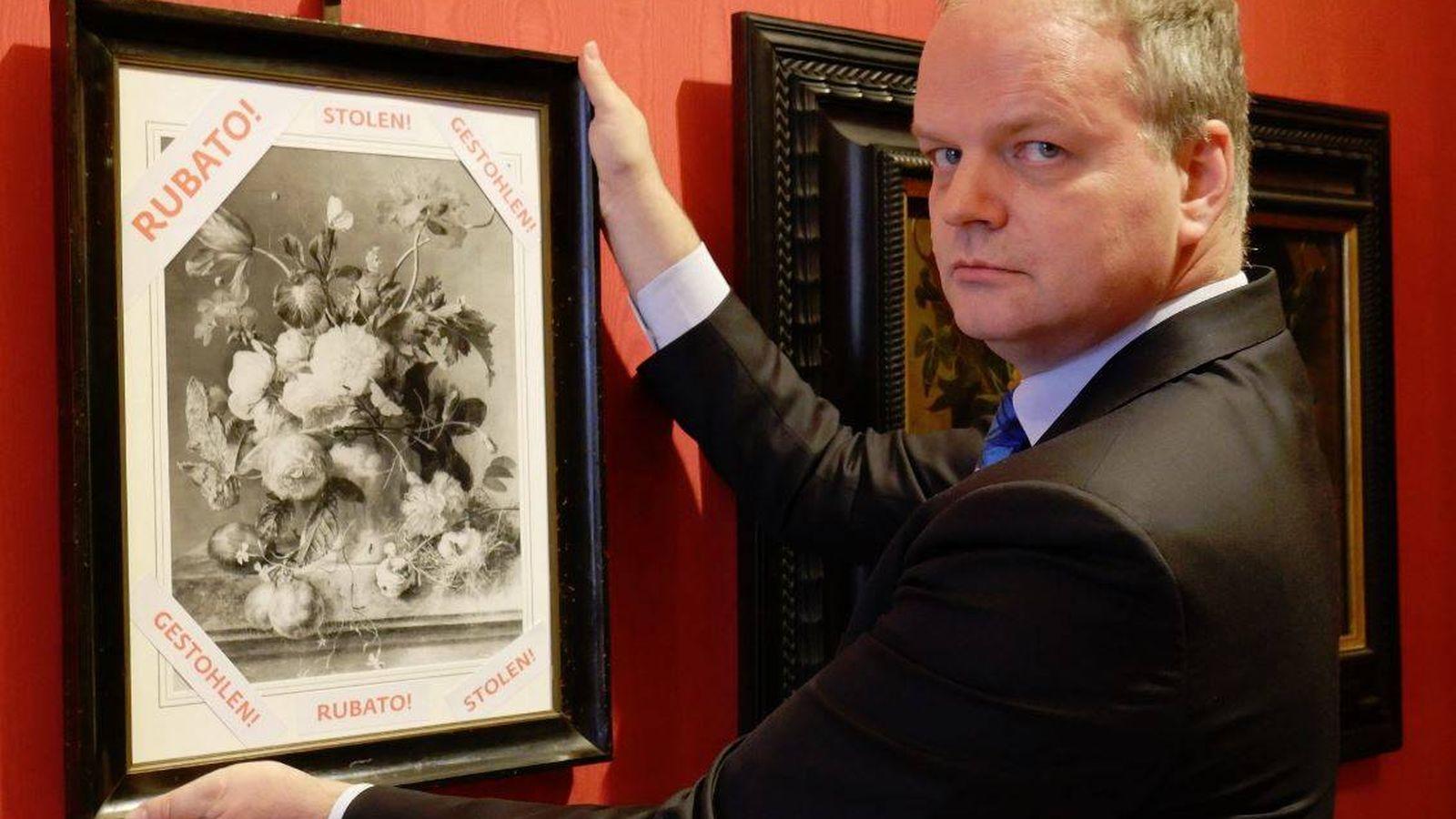 Foto: La Galería pide que se devuelva el cuadro, robado en la Segunda Guerra Mundial