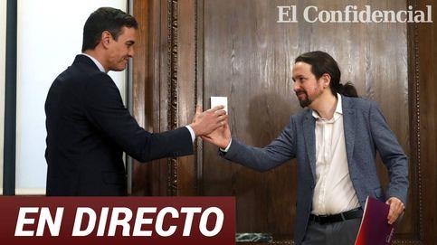 Así ha sido la investidura de Pedro Sánchez: vuelva a ver la votación