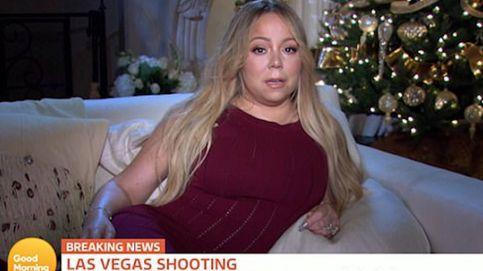 Mariah Carey, muy criticada por su vaga condena al atentado en Las Vegas