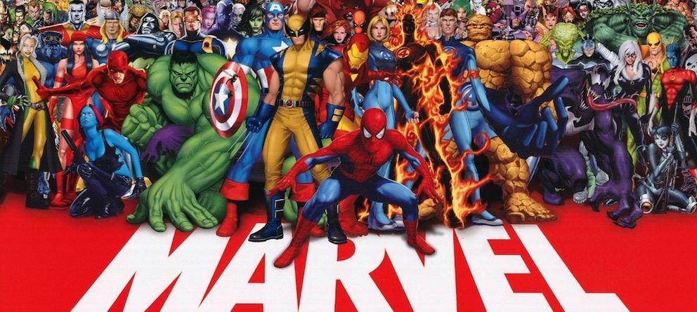 Foto: Marvel declara la guerra a DC