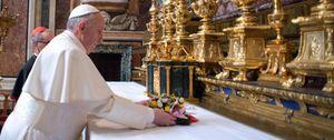 Foto: Qué piden los curas de base al nuevo Papa