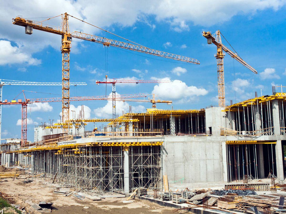 Foto: Pisos en construcción. (iStock)