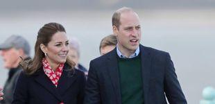 Post de Kate Middleton vuelve a sucumbir a Zara para su look más San Valentín