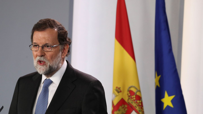 Mariano Rajoy. (Reuters)
