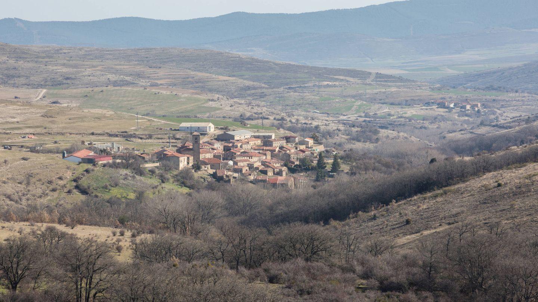 Las Tierras Altas de Soria es una de las comarcas más despobladas de España. (D.B.)