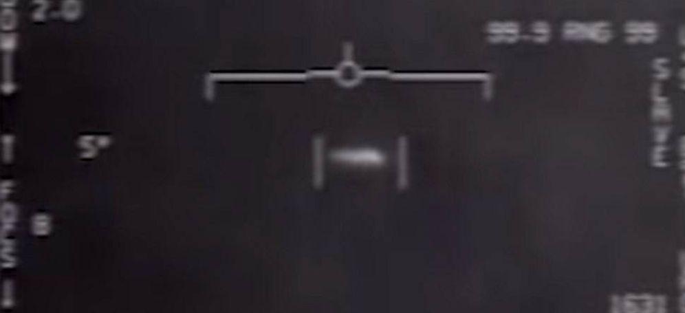 Foto: Una de las imágenes cazadas por las cámaras infrarrojas de los aviones. (CC/US Army)