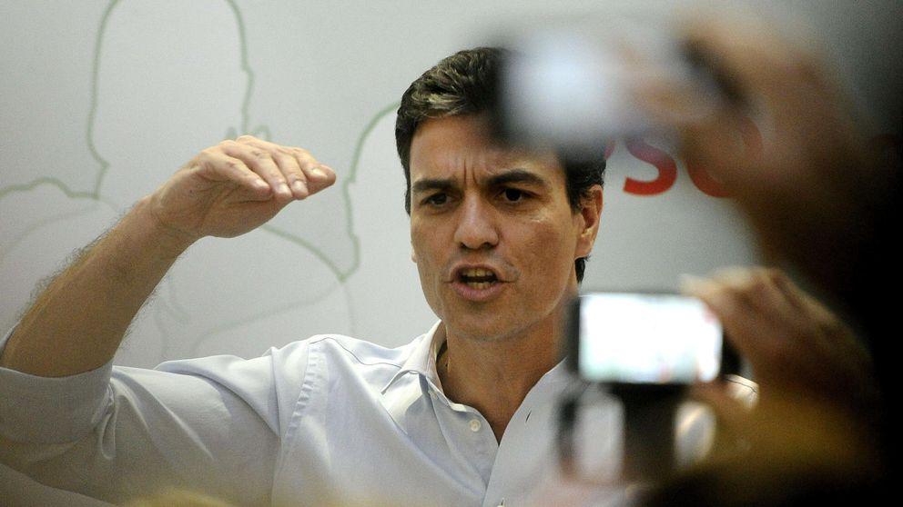 Pedro Sánchez pide a la dirección del PSOE que sus eurodiputados no voten a Juncker