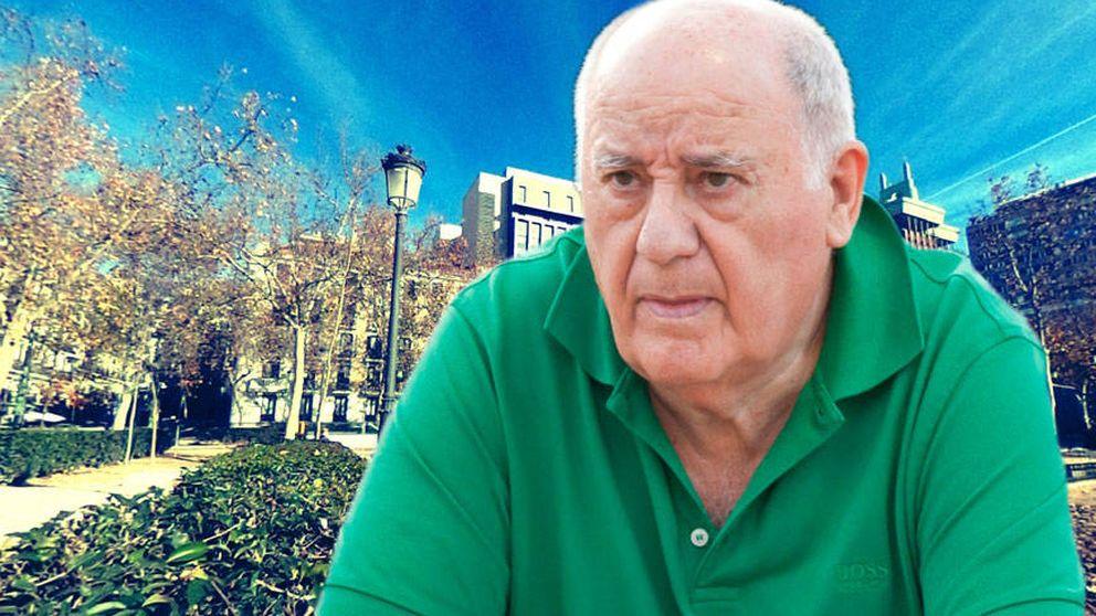 Amancio Ortega ingresará 1.256 millones en dividendos de Inditex en 2017