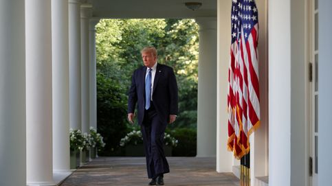 Trump amenaza con movilizar al Ejército contra los actos de terrorismo doméstico