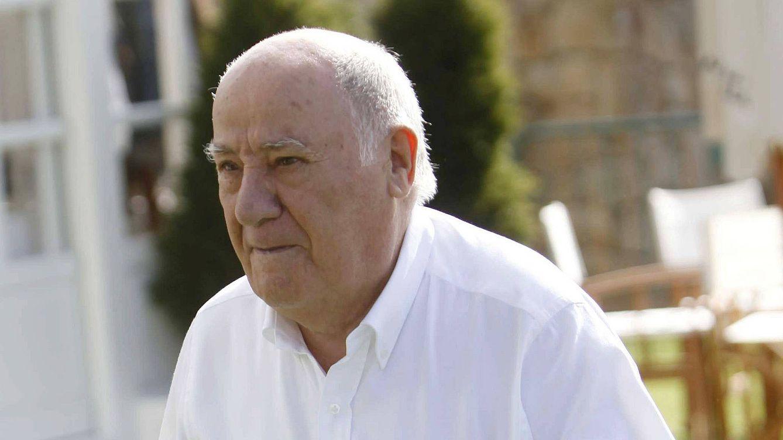 Pontegadea, el 'family office' de Amancio Ortega, compra el 5% de Red Eléctrica