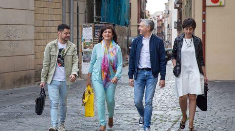 PSOE, IU y Podemos-Equo alcanzan un acuerdo para gobernar La Rioja