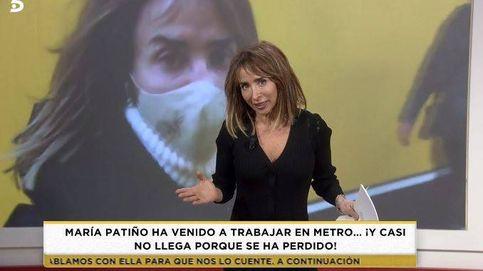 María Patiño se encara con la audiencia de 'Socialité': Cariño, yo no presumo de nada