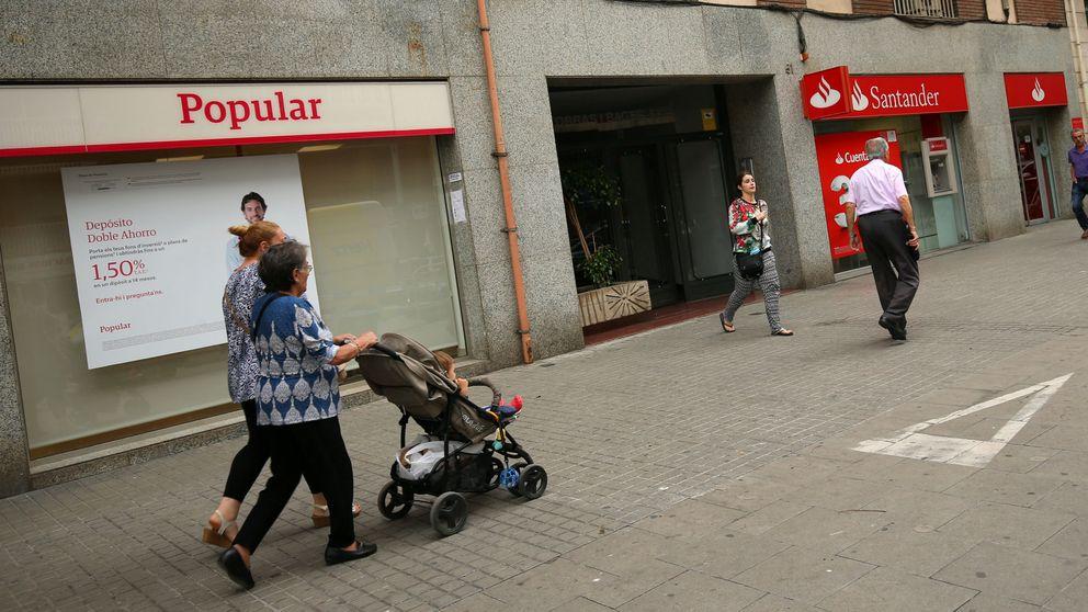 Banco Popular perdió 12.000 M en créditos antes de caer en manos de Botín