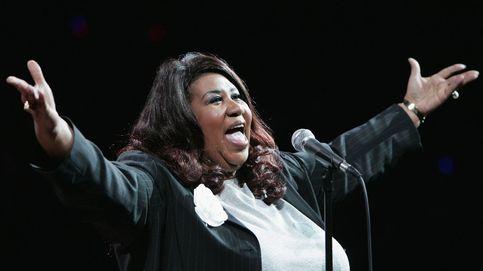 El mundo de la canción reza y homenajea a Aretha Franklin