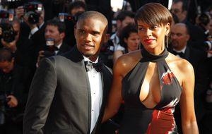 Samuel Eto'o se casa en Milán con la madre de tres de sus hijos
