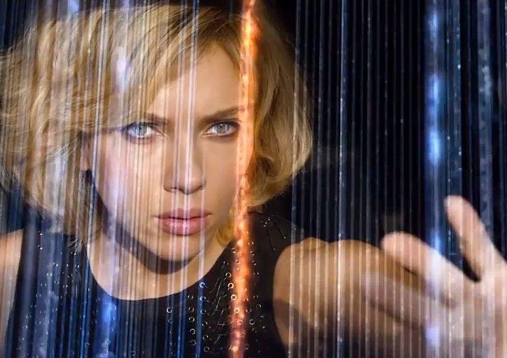 Foto: Scarlett Johansson en 'Lucy'