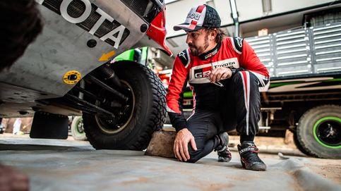 El dardo de Isidre Esteve a Fernando Alonso sobre su participación en el Rally Dakar