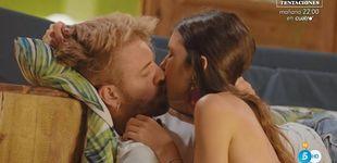 Post de Segunda infidelidad en 'La isla de las tentaciones': Andrea se besa con Óscar