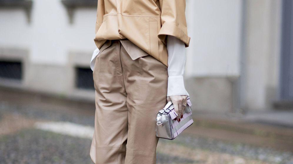 Foto: La it girl Olivia Palermo paseando su estilo por las calles de Milán. (Imaxtree)