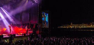 Post de Pulpo, arena y 200 horas de música: el Noroeste crece como el festival urbano total