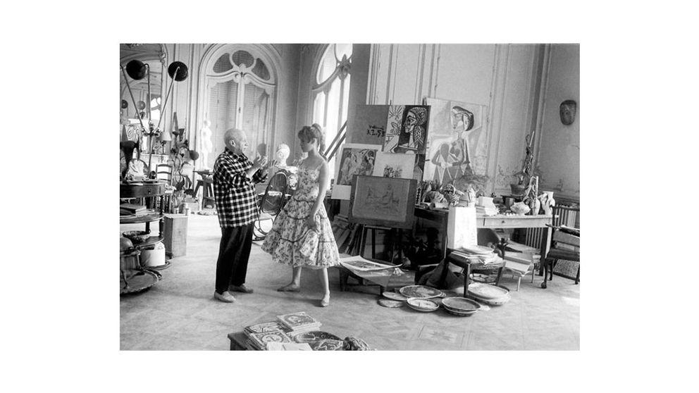 Pablo Picasso, Salvador Dalí o Claude Monet: Así son los estudios de los mejores artistas