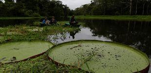 Post de Un burgalés pone voz a la radio más recóndita del Amazonas