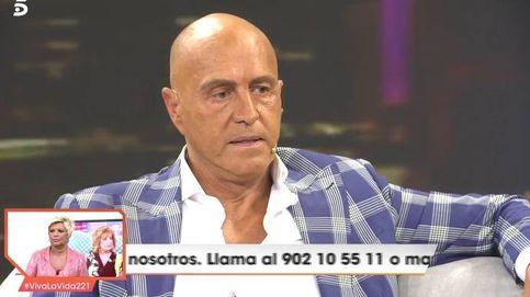 Kiko Matamoros estalla con la pregunta de Sandra Barneda: Aquí te quieren muerto