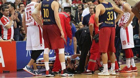 Pau Ribas sufre una rotura completa del tendón de Aquiles