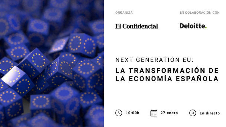 Next Generation EU: la transformación de la economía española
