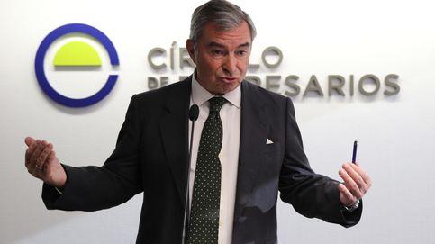Vega de Seoane crea un 'sanedrín de notables' en el Círculo de Empresarios