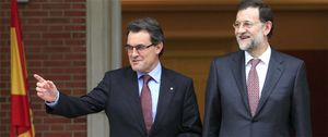 Rajoy pedirá a Mas que olvide la independencia y arrime el hombro para salir de la crisis